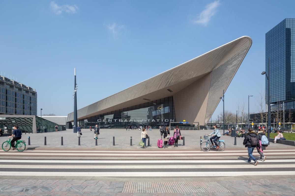 Estação Rotterdam CS